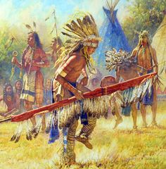 A Time To Dance by Martin Grelle - The Eddie Basha Collection