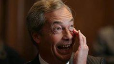 """Farage: """"Ik emigreer als brexit een ramp wordt"""" - HLN.be"""