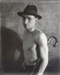 Marcel Duchamp by Man Ray: