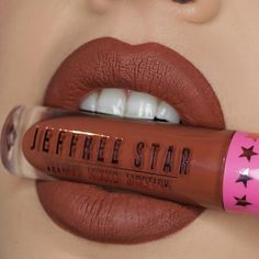 "1,262 Likes, 31 Comments - Sageri Makeup StudioFranceska (@sagerimakeup) on Instagram: ""My first ever @jeffreestar @jeffreestarcosmetics Liquid lipstick. And it's in the shade LEO …"""