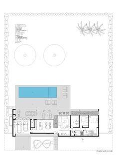 Home Map Design, Home Building Design, Home Design Plans, Plan Design, Minimalist House Design, Modern House Design, Modern House Plans, House Floor Plans, Hotel Floor Plan