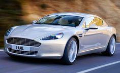 2016 Aston Martin Rapide design