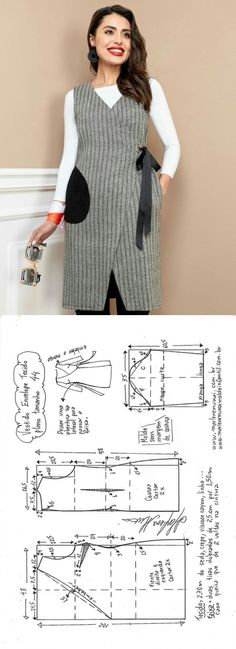 design of blouse Easy Sewing Patterns, Clothing Patterns, Dress Patterns, Perfect Relationship, How To Wear Scarves, Pattern Drafting, Business Attire, Pattern Making, Blouse Designs