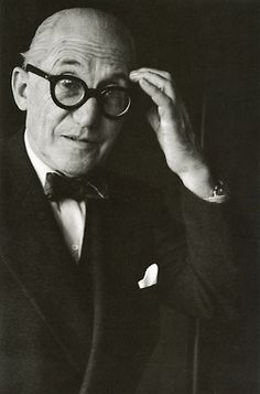 'Space & light & order. Those are the things that men need just as much as they need bread or a place to sleep.' Le Corbusier.
