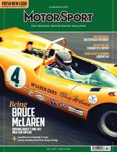 Motor Sport Magazine | Exclusive interviews, industry insights, in-depth features, uncensored commentary on Formula 1, historic racing, Le Mans, rallying, Can-Am, Nascar and much more | Pocketmags Digital Magazine Subscriptions