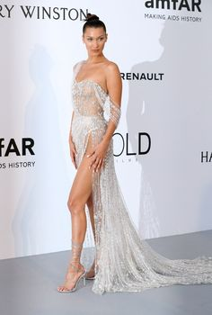 Cannes 2017: Every Red-Carpet Look  Bella Hadid