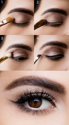 The web is full of easy makeup tutorials. We decided to come up with something that will come in handy for anyone and for any occasion. We hope you enjoy!