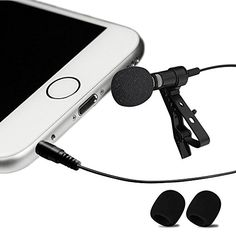 Professional #1 Best Lavalier Lapel Microphone Omnidirect... https://www.amazon.com/dp/B016C4ZG74/ref=cm_sw_r_pi_dp_x_MJnXybHM2FWCM