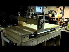 $400 DIY CNC Machine is Surprisingly Simple!