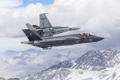 First operational squadron in the Marine Corps declared Safe-For-Flight - The Aviation Geek Club Usmc, Marines, Tango, Management Information Systems, Us Military Aircraft, F35, National Guard, Aircraft Carrier, Luftwaffe