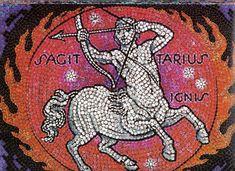 Sun in Sagittarius, November 22 - December 21...Cheerful, athletic, a seeker, adventurer, world traveler, philosopher (lover of wisdom), refreshingly honest, dot connector, friend to all, enlivening.