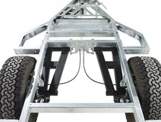 off road Trailer Suspension | NEW!!! Independant Coil ...