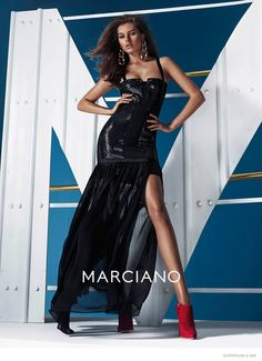 Yara, Rachel + Solveig Star in Guess by Marciano Fall 2014 Ads by Hunter & Gatti