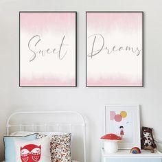 Bedroom Canvas, Girl Bedroom Walls, Woman Bedroom, Girl Bedrooms, Teen Room Decor, Nursery Room Decor, Girl Nursery, Nursery Ideas, Room Ideas