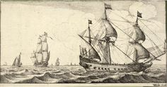 Wenceslas_Hollar_-_A_warship_with_four_sails_set.jpg (4177×2205)