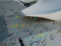 Sinalização nas Olimpíadas de Londres - 2012