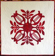 Carmen's Quilt by Sylvia Pippen