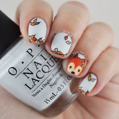 The Best Nail Art Designs – Your Beautiful Nails Autumn Nails, Fall Nail Art, Fall Nail Colors, Trendy Nails, Cute Nails, Cute Fall Nails, Nail Art Designs, Nails Design, Nail Designs For Kids