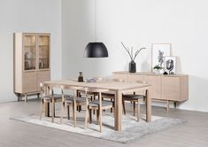 Advantages of Having Expandable Dining Table — Tops Givdo Expandable Dining Table, Wooden Dining Tables, Dining Chairs, Metal Furniture, Crate And Barrel, Solid Wood, Room, House, Villa