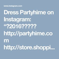 "Dress Partyhime on Instagram: ""🎉2016春最新作🎊 http://partyhime.com http://store.shopping.yahoo.co.jp/partyhime/ https://instagram.com/dresspartyhime/ #2016最新作 #ドレス卸問屋 #販売中 #春…"" • Instagram"
