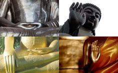 Hmm. I don't know much about mudras. •E•    10 mudras, how to practice, and their associations