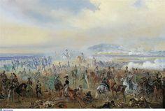 Leipzig,la batalla de las Naciones. Más en www.elgrancapitan.org/foro