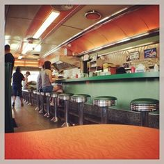 Al Mac's Diner in Fall River, Massachusetts | 22 Retro Diners That Are Definitely Worth A Road Trip