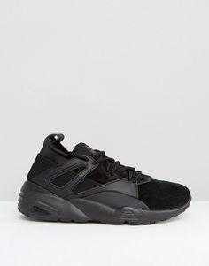 Puma | Черные кроссовки Puma Blaze Of Glory