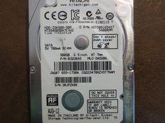 Hitachi HTS545050A7E362 PN:0J23845 MLC:DA5206 Apple#655-1730A 500gb Sata - Effective Electronics #datarecovery #harddriverepair #computerrepair #harddrives #harddriveparts #hitachi #apple