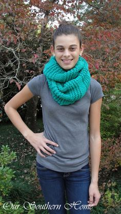 Easy knitting project. This will be my second project! Want to make lots of these in different colors!
