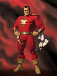 DC Direct Kingdom Come Series 2 Action Figure Shazam ** Want to know more, click on the image.
