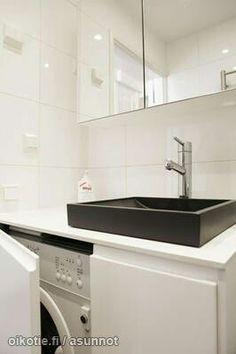 Kleine Waschmaschine Badezimmer Gaste Wc Ideen Bad Einrichten Waschraum