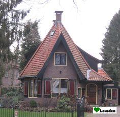 Oud huis uit 1925 aan de Treekerweg