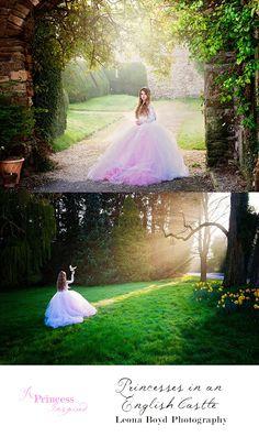 Princess Photography Inspiration - A Princess Inspired Blog | Leona Boyd Photography