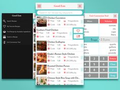 Good Eats Recipe App