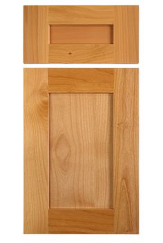 Shaker cabinet door in white oak with pegs in walnut. Various peg ...