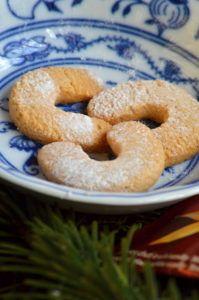 Nepečené cukroví - 4 nejlepší recepty - Vánoční pohoda.cz Bagel, Doughnut, Bread, Desserts, 3, Merry Christmas, Food, Tailgate Desserts, Merry Little Christmas