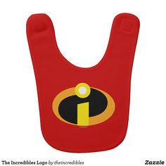Shop The Incredibles Logo Baby Bib created by theincredibles. Personalize it with photos & text or purchase as is! Cute Disney, Baby Disney, Disney Style, Disney Pixar, Incredibles Logo, Superhero Design, Dad Baby, Disney Merchandise, Baby Safe