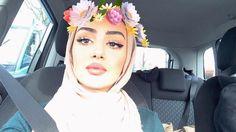 Image about girl in ✨🌸The beauty of Islam✨🌸 by ياسمين♡ 𝒴𝒶𝓈𝓂𝒾𝓃 Couples Muslim, Muslim Girls, Muslim Women, Muslim Fashion, Hijab Fashion, Modest Fashion, Women's Fashion, Beau Hijab, Photo Book