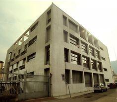 Casa del Fascio / Giuseppe Terragni