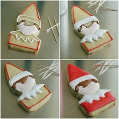Bake at 350: It's 10 o'clock...do you know where your Elf on the Shelf is?