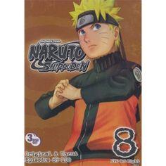 Naruto Shippuden Set 8