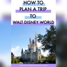 Planning a trip to Walt Disney World in Florida but feeling overwhelmed? I know it can be so much to think about, but this is my guide to how I plan our trips to Disney World! Homemade Pimento Cheese, Mantecaditos, Sandwiches, Thing 1, Big Bear, Banana Pudding, The Ranch, Walt Disney World, Stuffed Mushrooms
