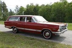 1967 Ford Fairlane 500 Station Wagon