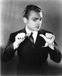 The great Jimmy Cagney.