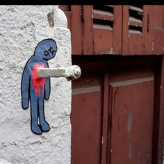 Street art by OaKoAk.  000