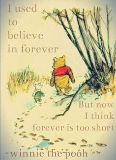 When you realize Winnie the Pooh has some of the most heart felt quotes and you stop to think future generations may never grow up with him. I love Winnie the Pooh ! I had a Winnie the Pooh themed nursery! Great Quotes, Me Quotes, Inspirational Quotes, Qoutes, Baby Quotes, Lyric Quotes, The Words, Disney Quotes Tumblr, Disney Quotes About Love