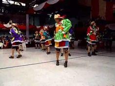 Perú- CONTRADANZA Danza guerrera - Jhabich