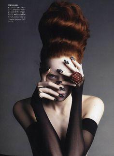 #Editorial #Hair