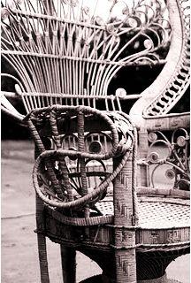 Peacock chair – historia nieznana - Blog Miss P. - inspirujący blog o ogrodach, trendach i designie.